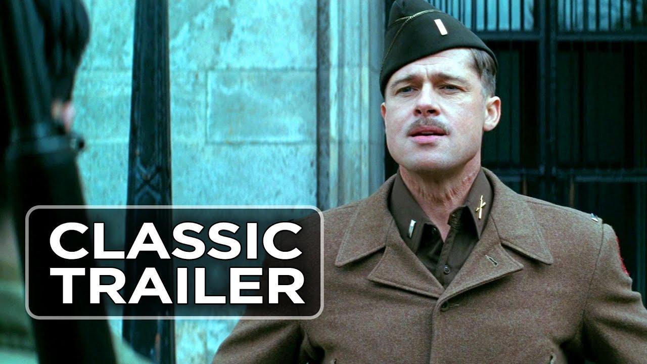 画像: Inglourious Basterds Official Trailer #2 - Brad Pitt Movie (2009) HD youtu.be