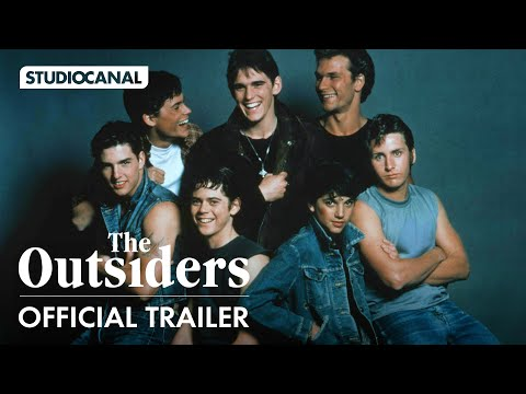 画像: Patrick Swayze, Tom Cruise, Matt Dillon, C. Thomas Howell, Ralph Macchio star in THE OUTSIDERS youtu.be