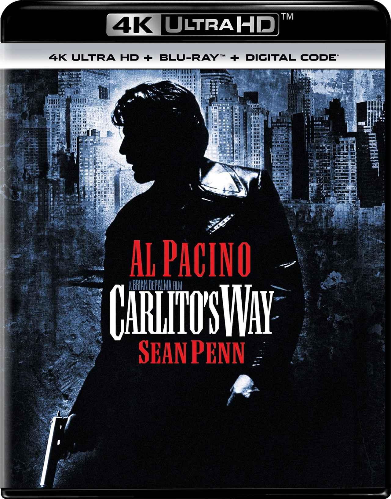 画像1: 4K デ・パルマ&パチーノ『カリートの道』【海外盤Blu-ray発売情報】