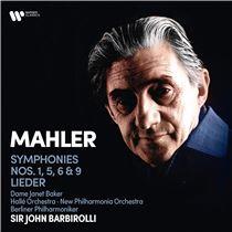 画像: Mahler: Symphonies Nos. 1, 5, 6, 9 & Lieder - ハイレゾ音源配信サイト【e-onkyo music】