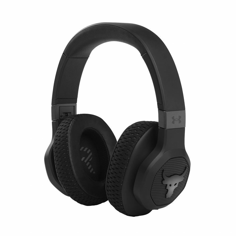 画像: UA  PROJECT ROCK  OVER-EAR(ユーエー プロジェクト ロック オーバーイヤー)