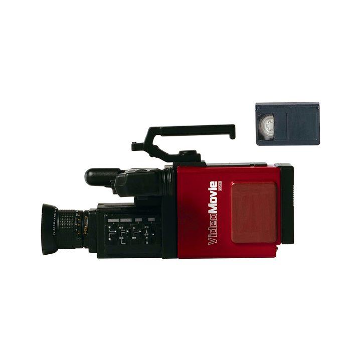 画像4: 「Victor」ブランドの昭和レトロなオーディオビジュアル製品が精巧なミニチュアフィギュアで登場。VHS「HR-3300」など全5モデル