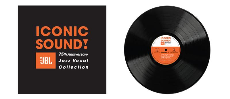 画像1: JBL創立75周年記念ジャズヴォーカルコンピレーションLPが10月に発売。主席エンジニア クリス・ヘイゲン氏の音決めに使用している楽曲も収録