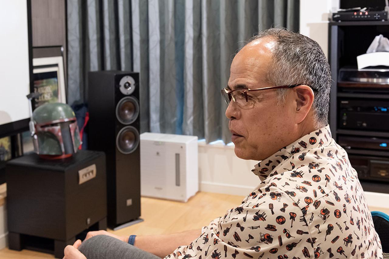 画像: ブランドによるスピーカーの音の違いを体験し、さらに悩みが深くなった田中さん。ブランド違い、サイズ違いの「5」「6」「7」3モデルの中でどれが一番気に入るのでしょう?