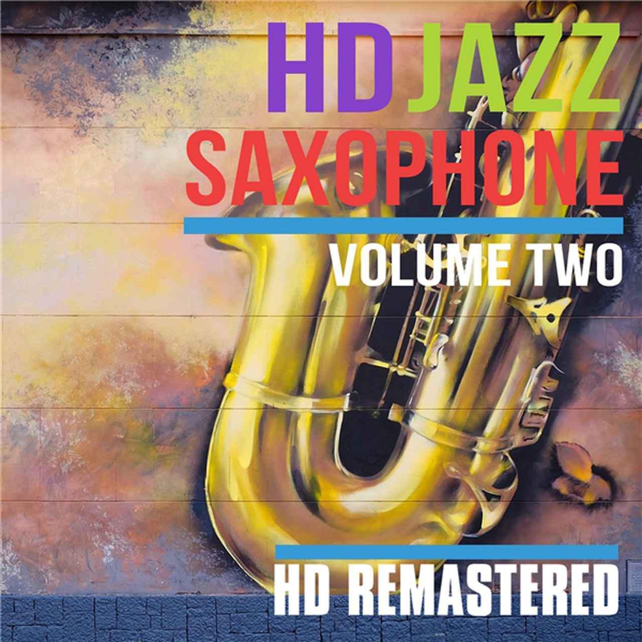 画像: HD Jazz Saxophone Volume Two / Various Artists