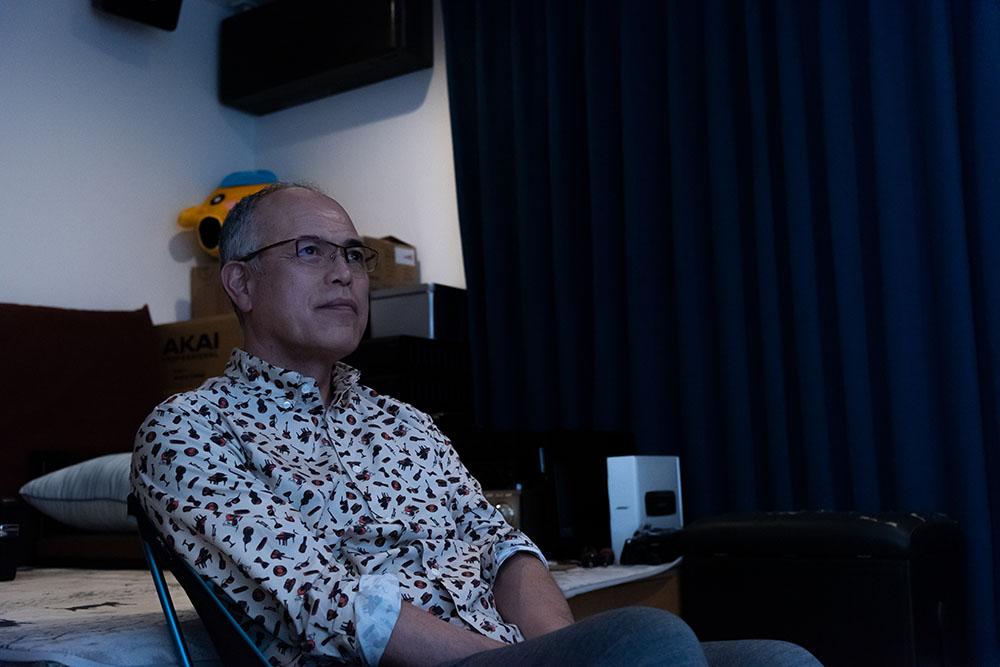 画像1: 田中要次さんの、ホームシアターあるよ!(その4)「110インチ画面には、これくらいのスピーカーが相応しいでしょうね」