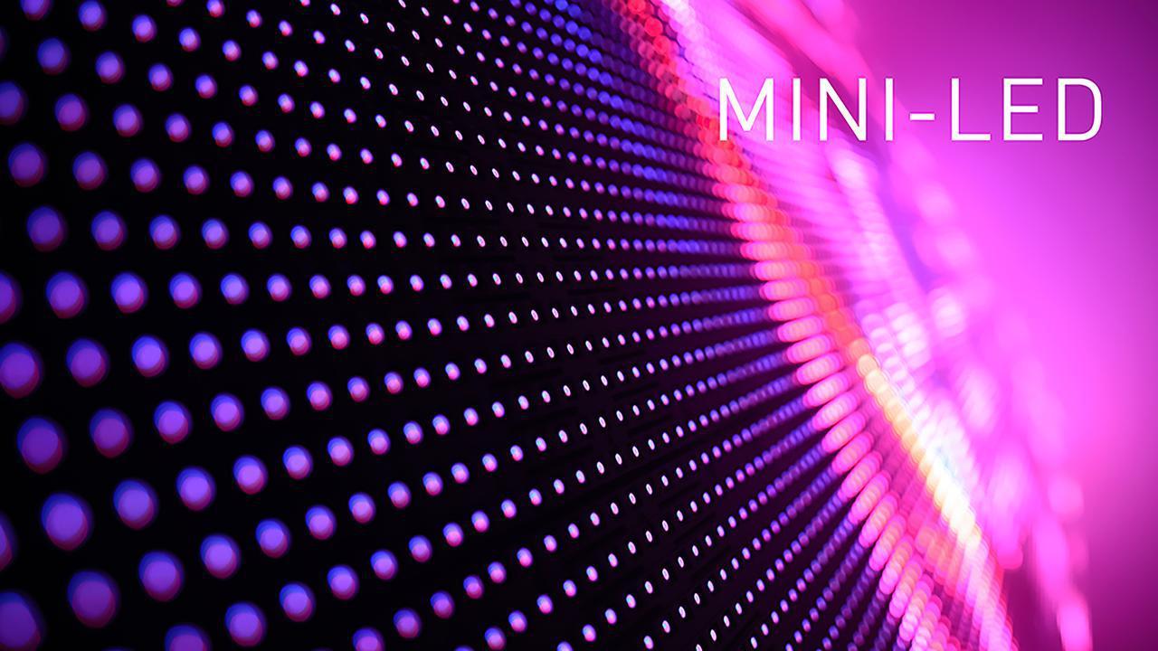 画像: C825シリーズではバックライトに数千個ものLEDを用いた「Mini-LED」を採用している