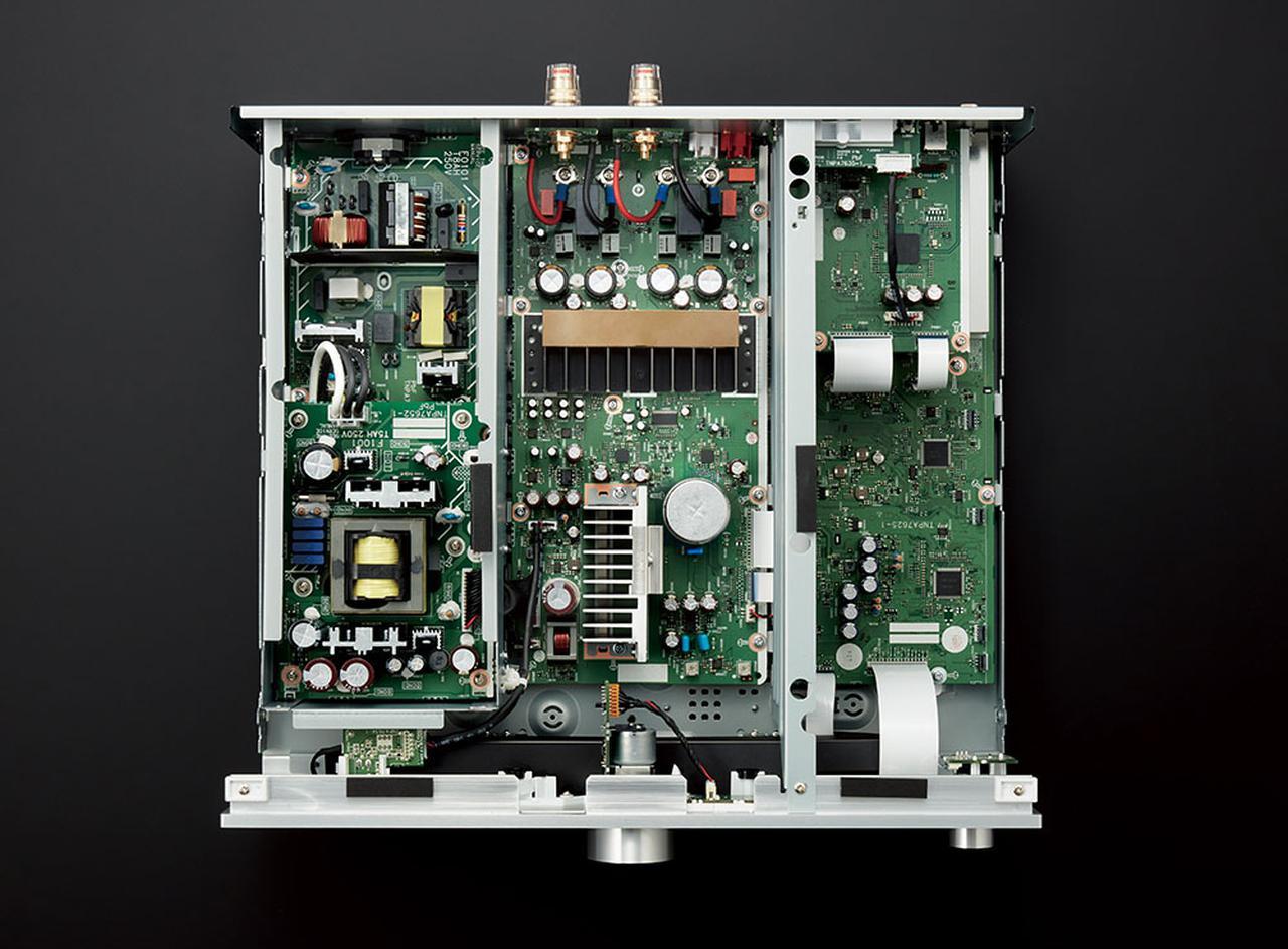画像3: テクニクス、2021年秋の新製品を発売! デジタルインテグレーテッドアンプ「SU-G700M2」は、力強いスピーカー駆動と躍動感溢れる低域再生を実現