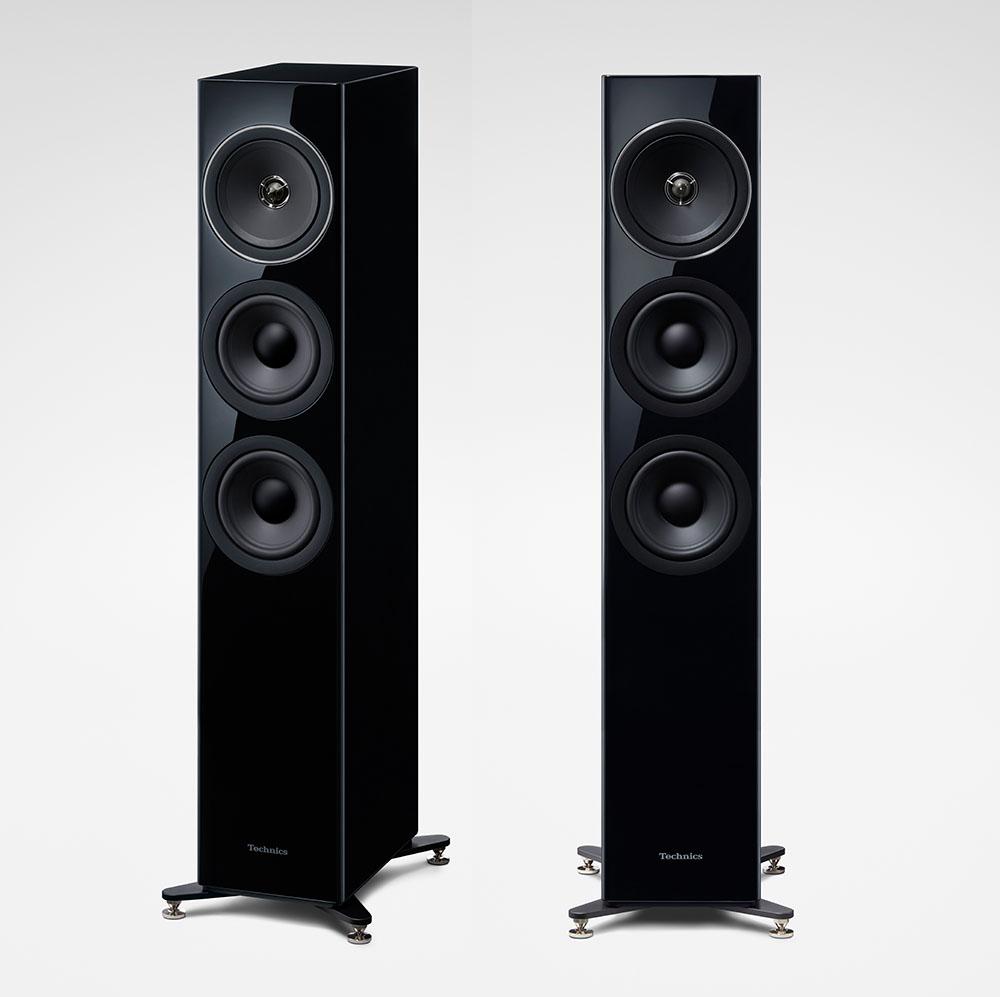 画像1: テクニクス、グランドクラスのスピーカー「SB-G90M2」を発売。新開発の同軸ユニットや進化した「重心マウント構造」を採用し、明瞭な音像定位と立体的な音場、情報量豊かな音を実現