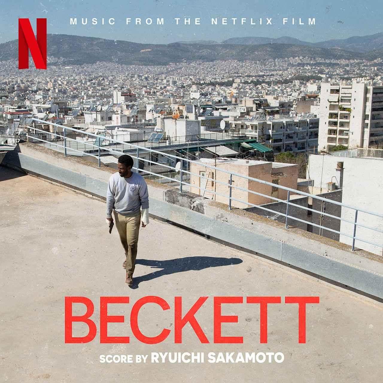 画像: オリジナル・サウンドトラック『Beckett』 / 坂本龍一