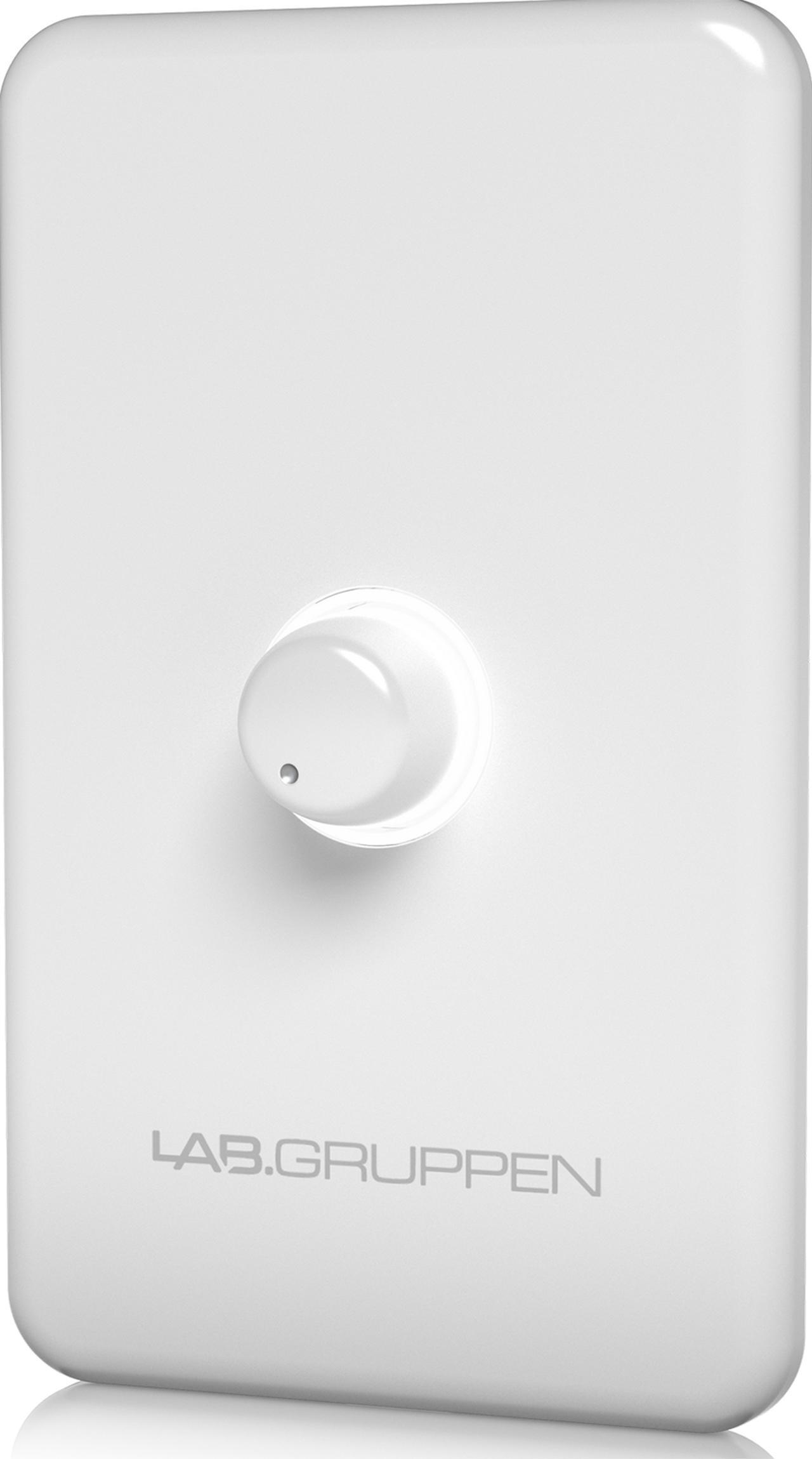 画像: ←オプションの壁取り付けようボリュームコントローラー (標準RJ45コネクターによる接続) CRC-VUL-WH(白) ¥8,800・税込
