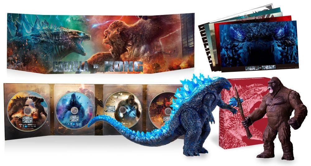 画像2: ゴジラvsコング、地球最大の究極対決を映像化した『ゴジラvsコング』、11月3日に4K Ultra HDリリース決定