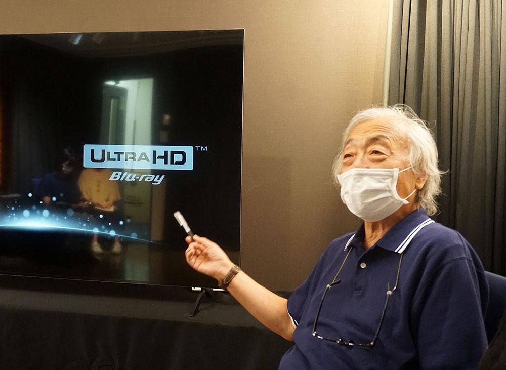 """画像2: 注目技術 """"ミニLED"""" は、液晶テレビにどんな進化をもたらすか(1)LGの新世代フラッグシップ「QNED」シリーズの進化を聴く:麻倉怜士のいいもの研究所 レポート60"""