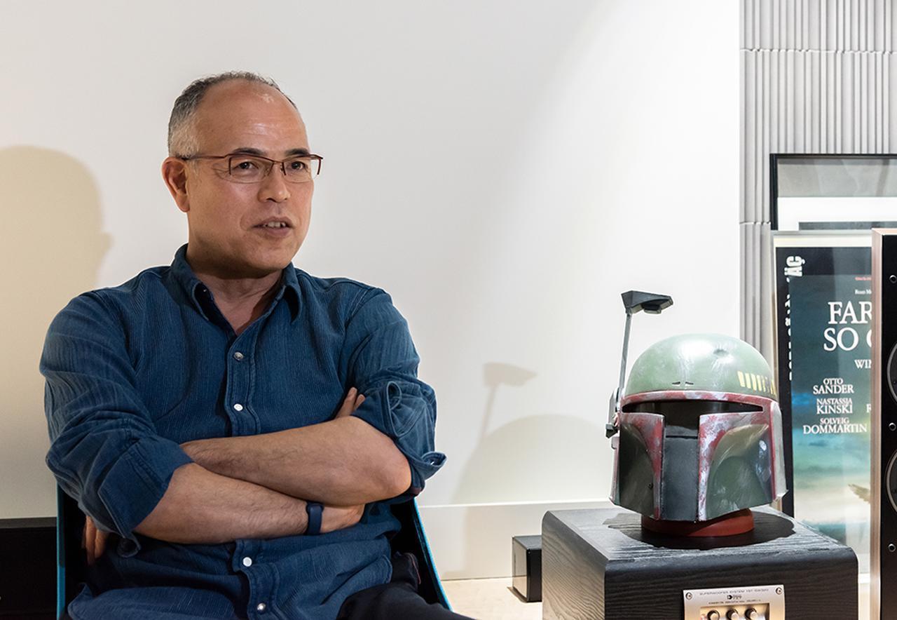 画像: 田中要次さんの、ホームシアターあるよ!(その1)「客間 兼 ホームシアターで、映画を楽しみたいと思っています」 - Stereo Sound ONLINE