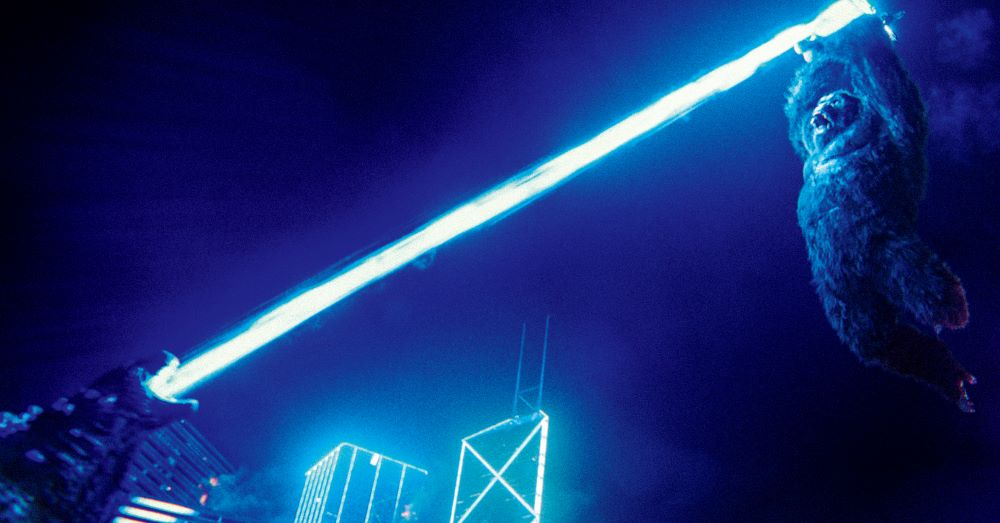 画像1: ゴジラvsコング、地球最大の究極対決を映像化した『ゴジラvsコング』、11月3日に4K Ultra HDリリース決定