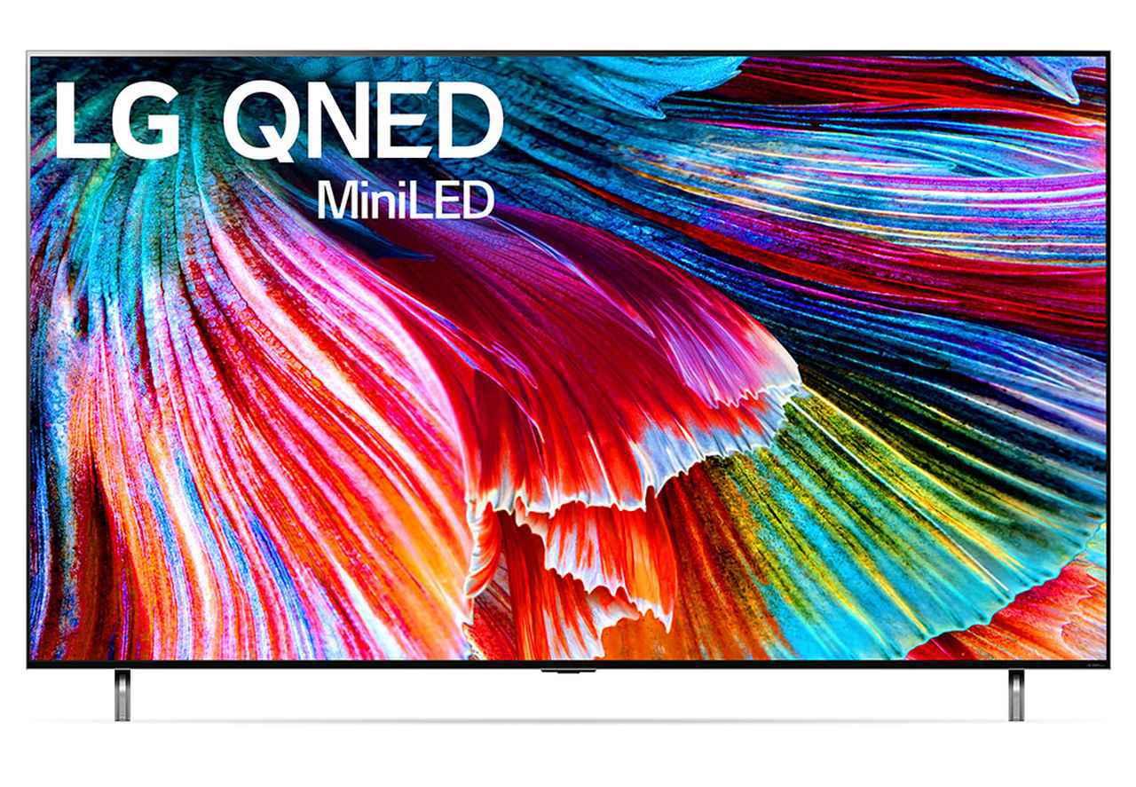 """画像1: 注目技術 """"ミニLED"""" は、液晶テレビにどんな進化をもたらすか(1)LGの新世代フラッグシップ「QNED」シリーズの進化を聴く:麻倉怜士のいいもの研究所 レポート60"""