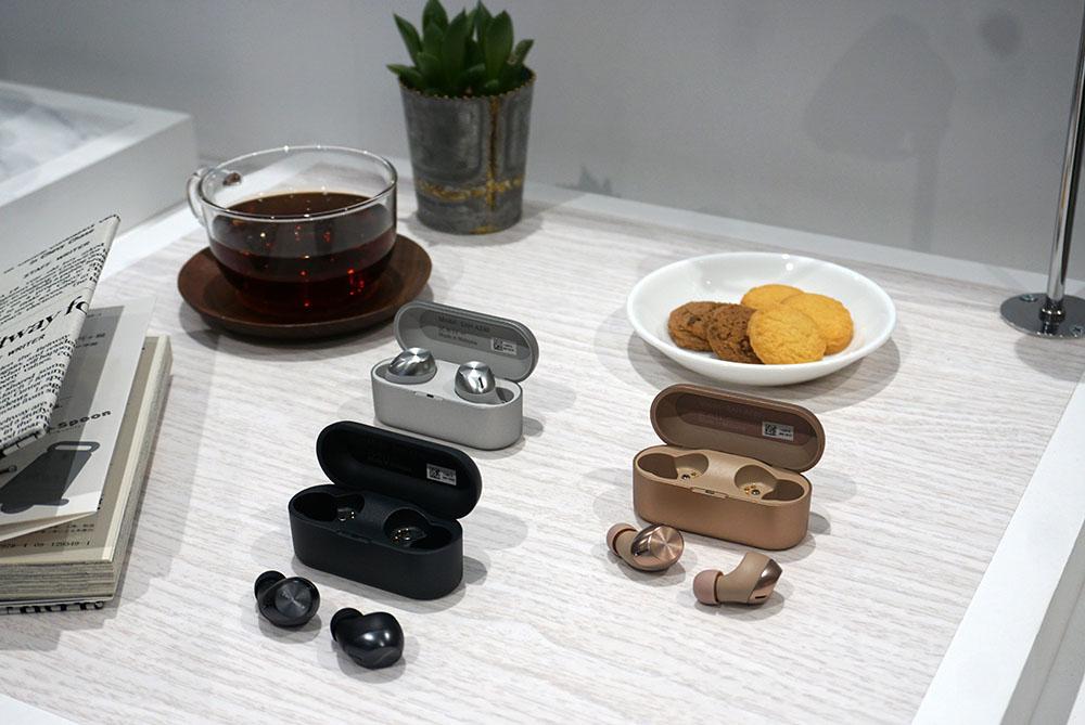 画像: 「EAH-AZ40」はブラック、シルバー、ローズゴールドの3色をラインナップ