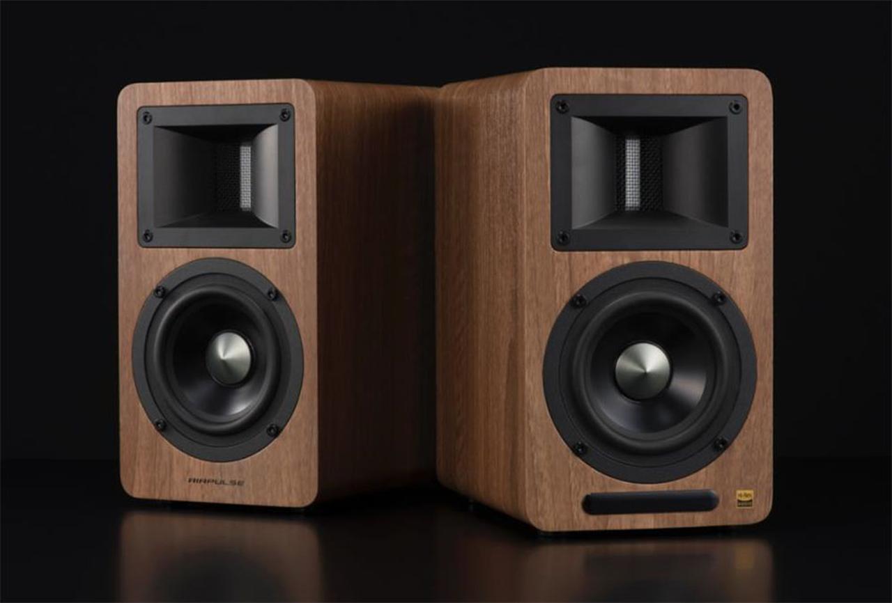画像: ユキムから新ブランド、AIRPULSEのハイレゾ対応アクティブスピーカー「A80」が5月下旬に発売。幅14cmでデスクトップ試聴にも最適 - Stereo Sound ONLINE