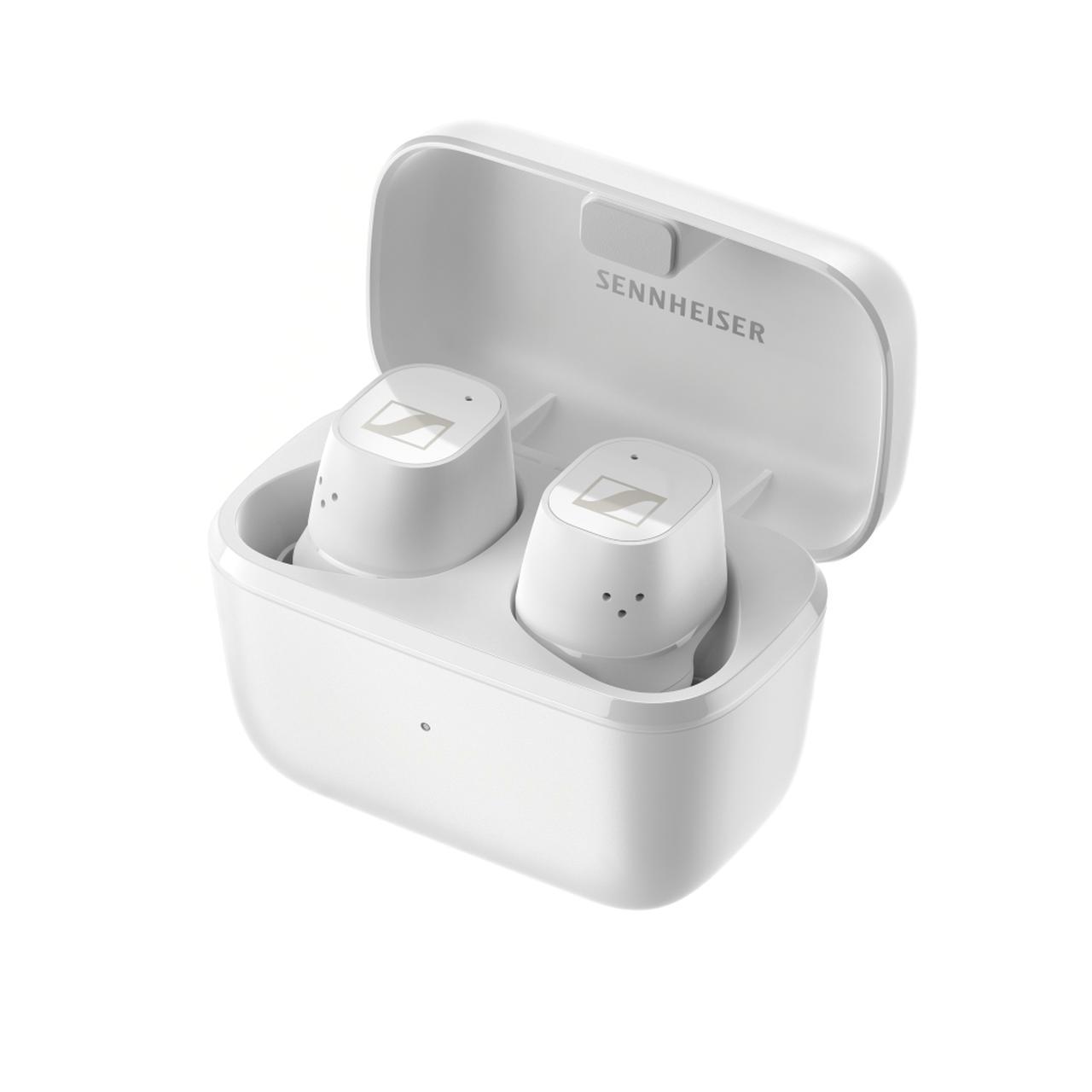 画像2: ゼンハイザー、さらに音質を高めた完全ワイヤレスイヤホン「CX Plus True Wireless」を9月28日に発売