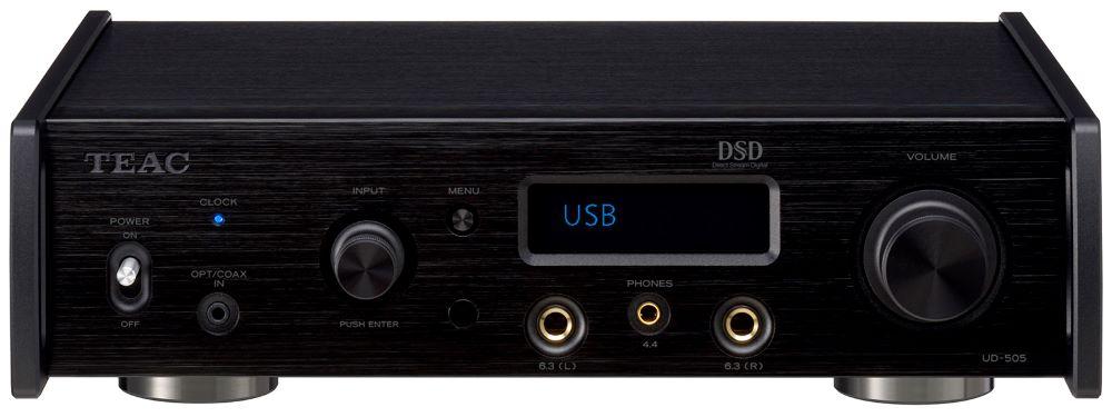画像1: ティアック、D/A回路を一新したセパレートコンポ「UD-505-X」「NT-505-X」を9月18日に発売