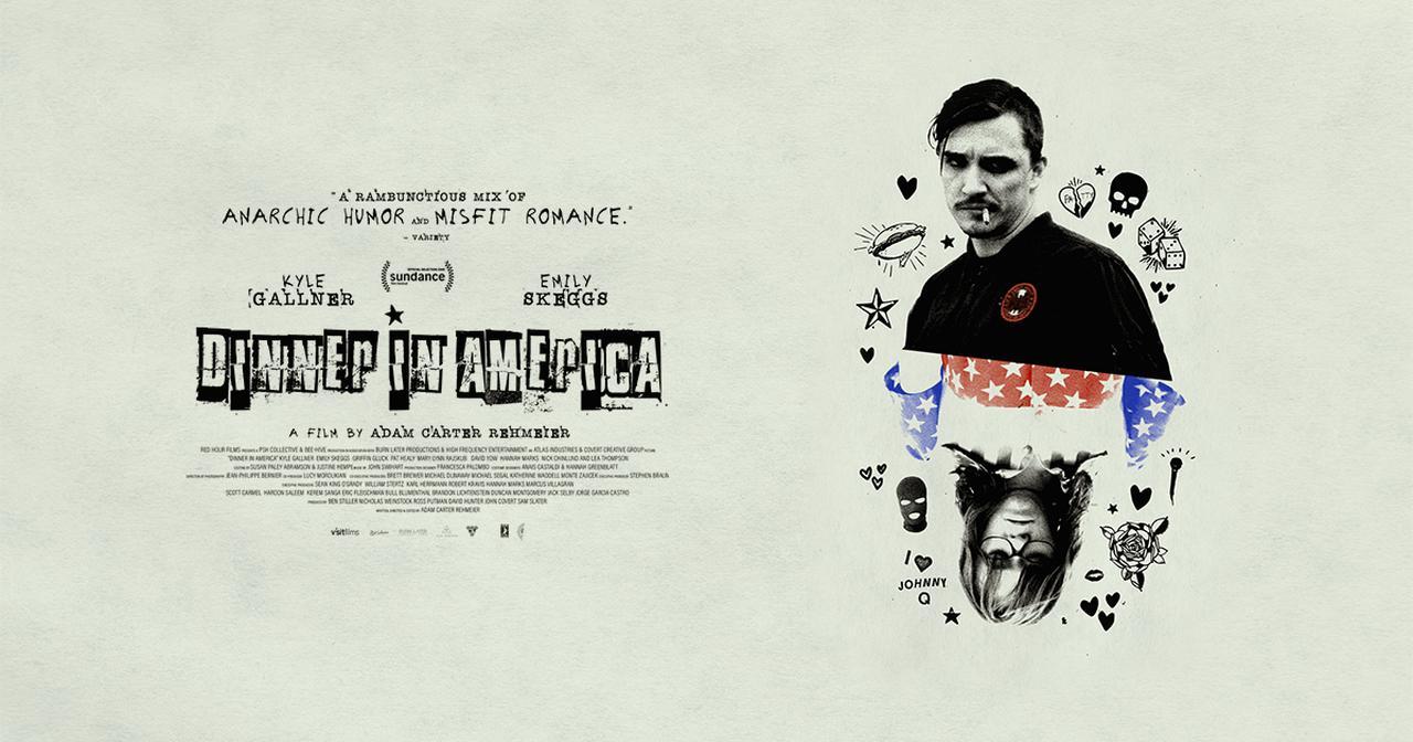画像: 映画『ディナー・イン・アメリカ』公式サイト