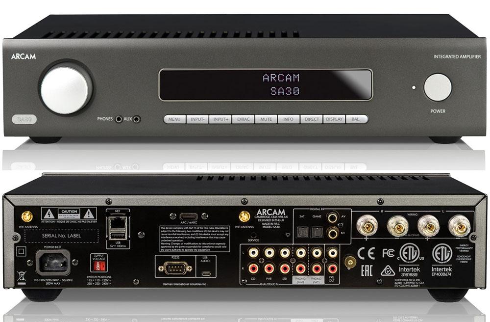 画像2: 英国「ARCAM」が日本再デビュー。ストリーミングプレーヤー「SOLO UNO」やプリメインアンプ「SA30」「SA20」など4モデルをラインナップ