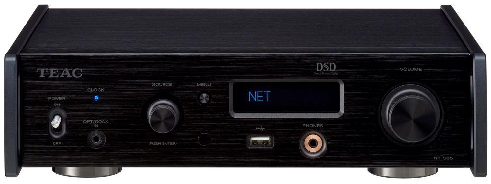 画像2: ティアック、D/A回路を一新したセパレートコンポ「UD-505-X」「NT-505-X」を9月18日に発売