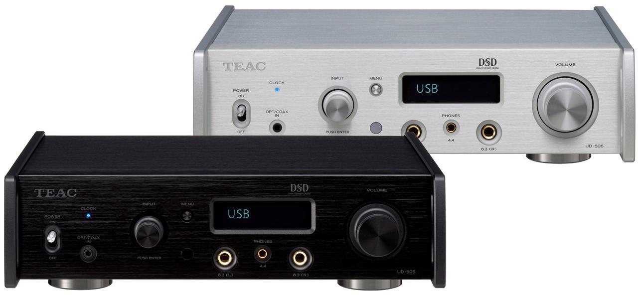 画像: UD-505-X | 製品トップ | TEAC - オーディオ製品情報サイト