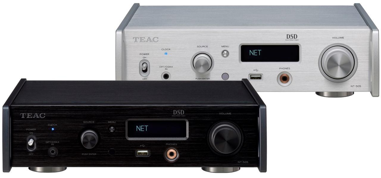 画像: NT-505-X | 製品トップ | TEAC - オーディオ製品情報サイト