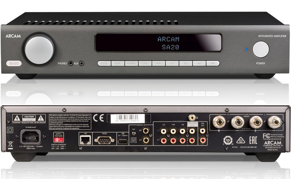 画像3: 英国「ARCAM」が日本再デビュー。ストリーミングプレーヤー「SOLO UNO」やプリメインアンプ「SA30」「SA20」など4モデルをラインナップ