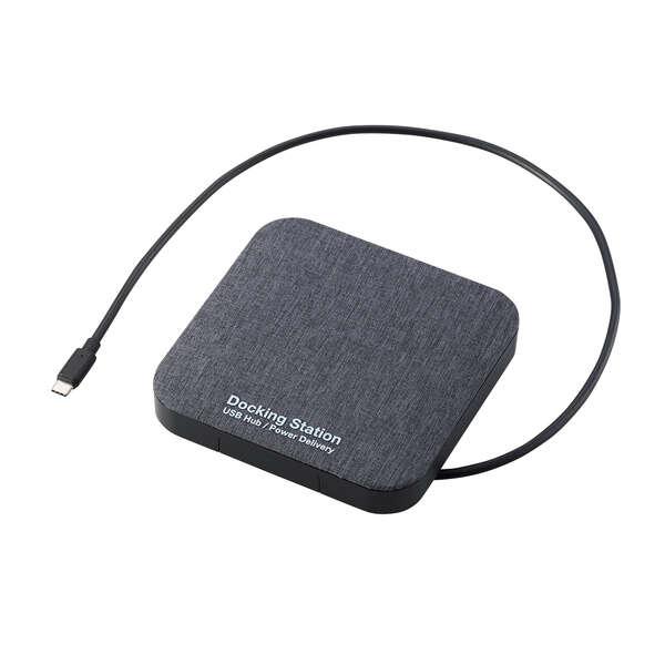 画像: ドッキングステーション機能付きHDD/SSDケース - LGB-DHUPD