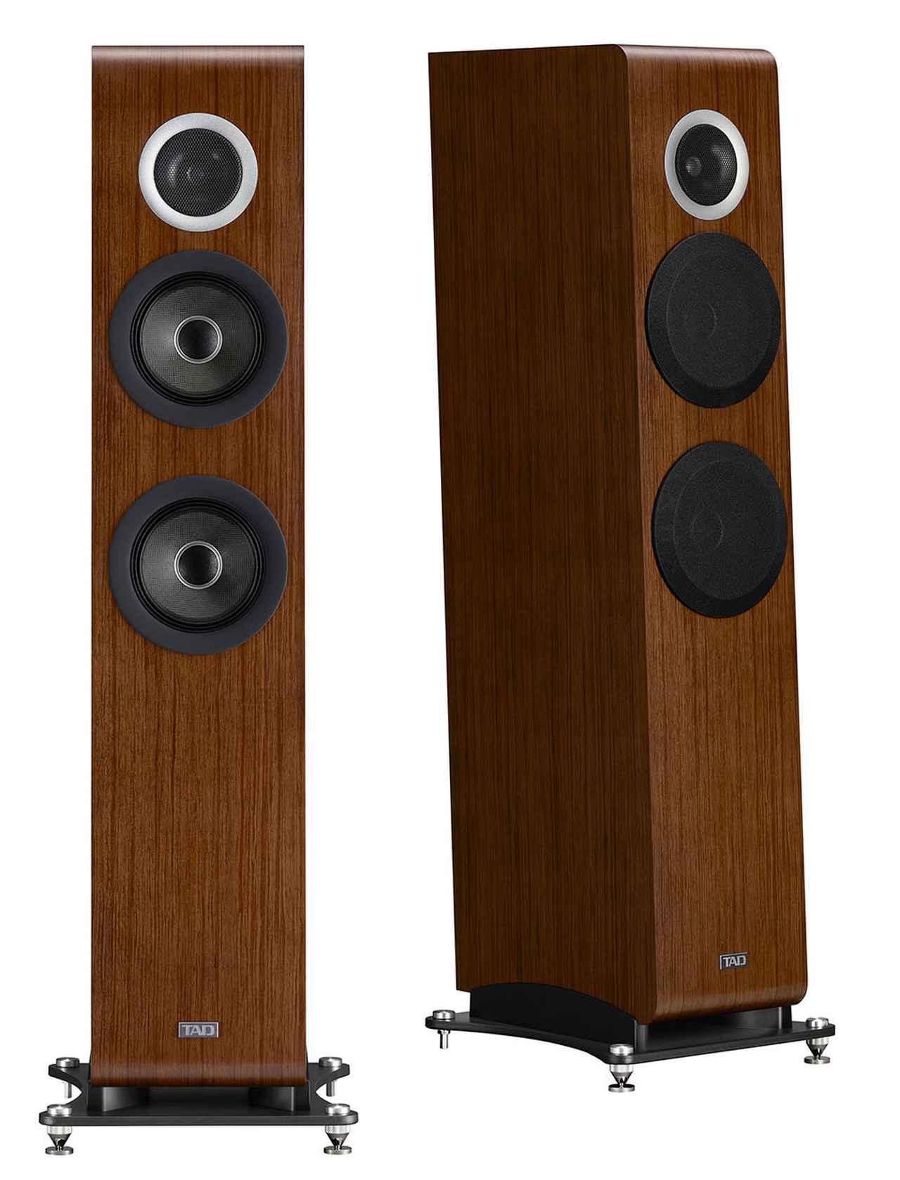 画像: TAD、Evolutionシリーズのスピーカー「TAD Evolution Two」デビュー。新開発155mmウーファーと25mmトゥイーターを搭載し、音場と音像の高度な融合を実現
