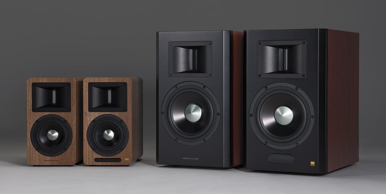 画像: エアパルス「A80」「A300Pro」は万能、小型、そして強力サウンドのスピーカー - Stereo Sound ONLINE