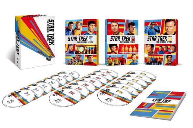 画像4: 『スター・トレック:ディスカバリー』、シーズン3のBlu-ray&DVDが12月8日に発売! 連邦崩壊を防ぐ新たな戦いが幕を開ける