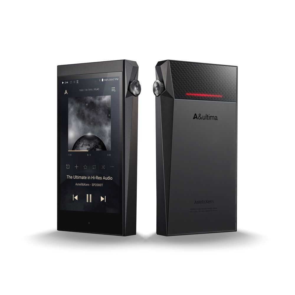 画像1: Astell&Kern、音質向上だけでなく、音調選択の楽しさも加味したフラッグシップオーディオプレーヤー「A&ultimaSP2000T」を、10月15日に発売