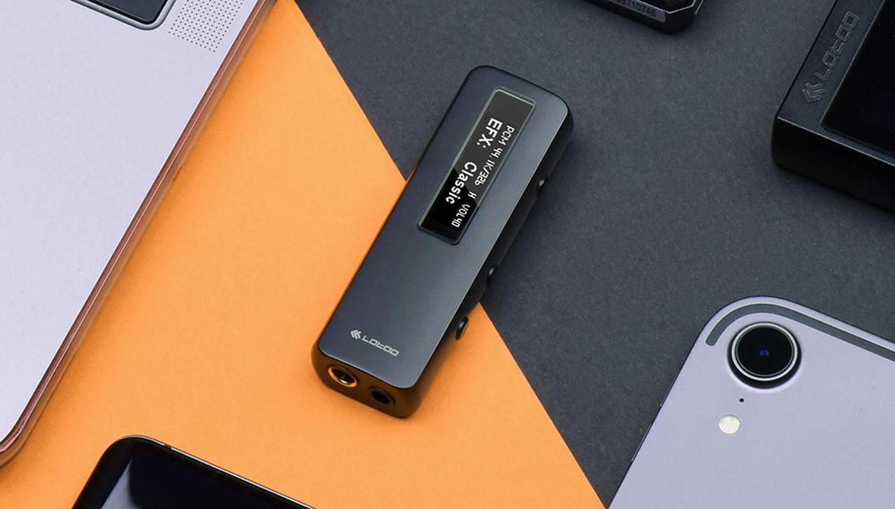 画像: ポケットに入るD/Aコンバーター内蔵ポータブルアンプ、Lotoo「PAW S1」が5月下旬に発売。リニアPCM 32kHz〜384kHz、DSD64〜DSD128も再生可能 - Stereo Sound ONLINE