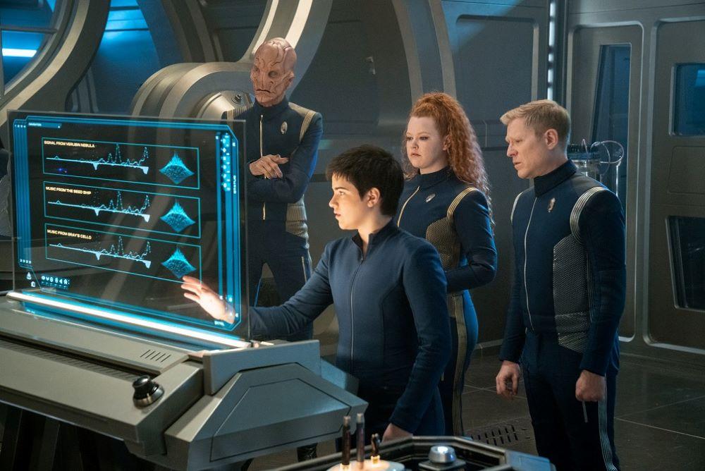 画像1: 『スター・トレック:ディスカバリー』、シーズン3のBlu-ray&DVDが12月8日に発売! 連邦崩壊を防ぐ新たな戦いが幕を開ける