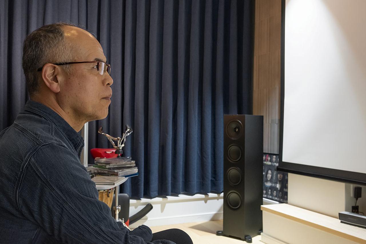 画像: 田中要次さんの、ホームシアターあるよ!(その3)「フロントスピーカーの迫力が、物足りなくなってしまったんです!」 - Stereo Sound ONLINE