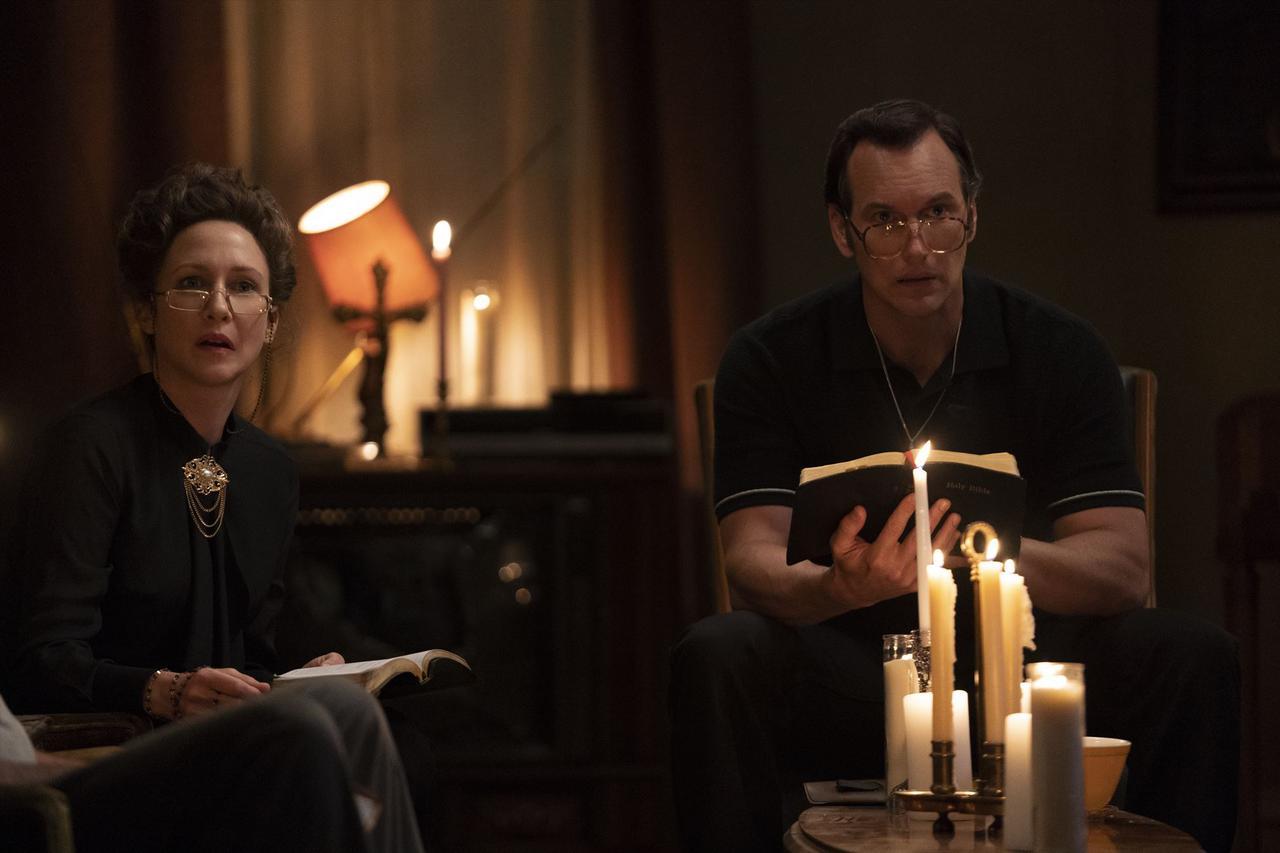 画像: ウォーレン夫妻は果たして悪魔の存在を証明し、アーニーを救うことができるのか?