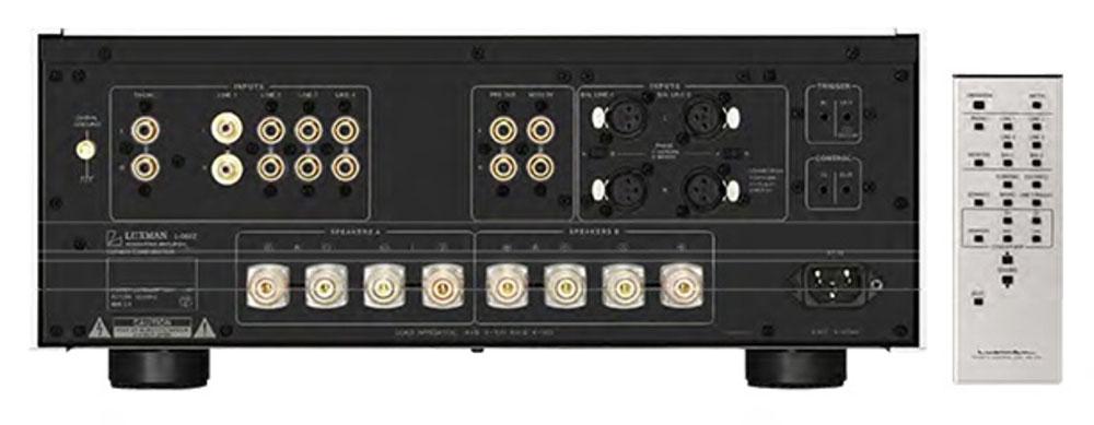 画像: ラックスマン、プリメインアンプ「L-507Z」を10月下旬に発売。アンプとしての使いやすさと高音質を両立した、一体型アンプの新世代モデル「Z」シリーズ第一弾