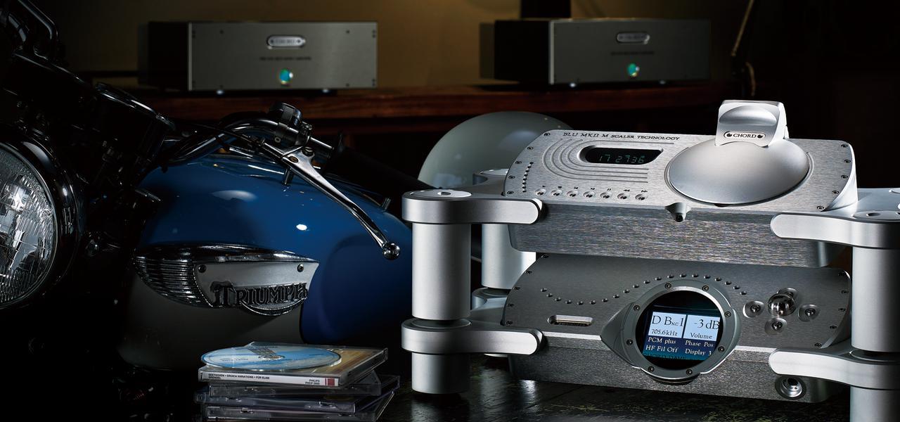 画像: Chord Electronics Hugo TT 2無料貸し出しキャンペーン