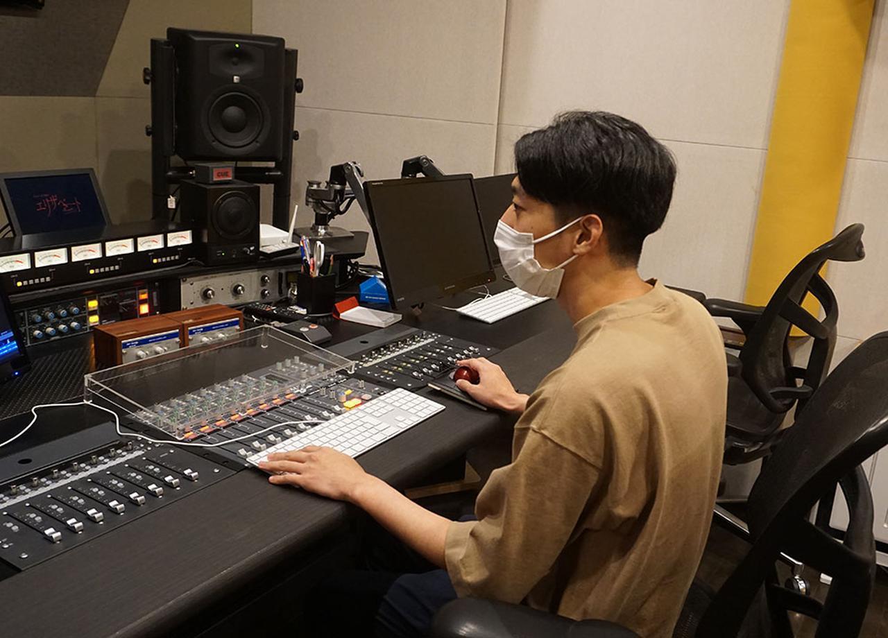 画像: インタビューに対応いただいた、株式会社ポニーキャニオンエンタープライズ ピーズスタジオ ポストプログループ アシスタントマネージャー MAの村上智広さん