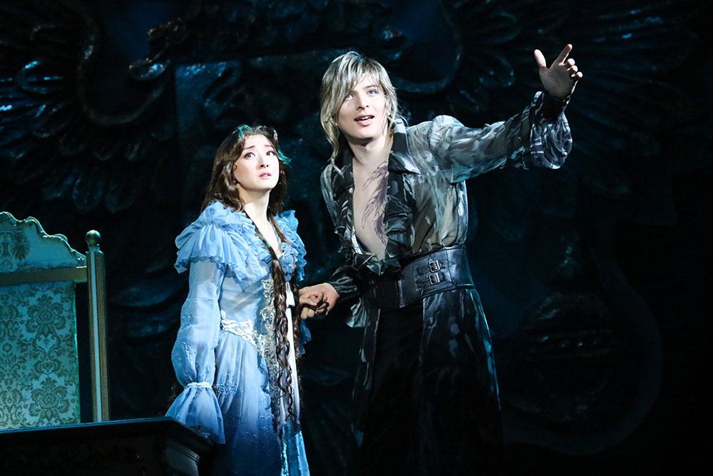 画像3: ステージの雰囲気を味わえるドルビーアトモス音声を収録。ミュージカルの傑作『エリザベート』『モーツァルト!』のブルーレイが登場