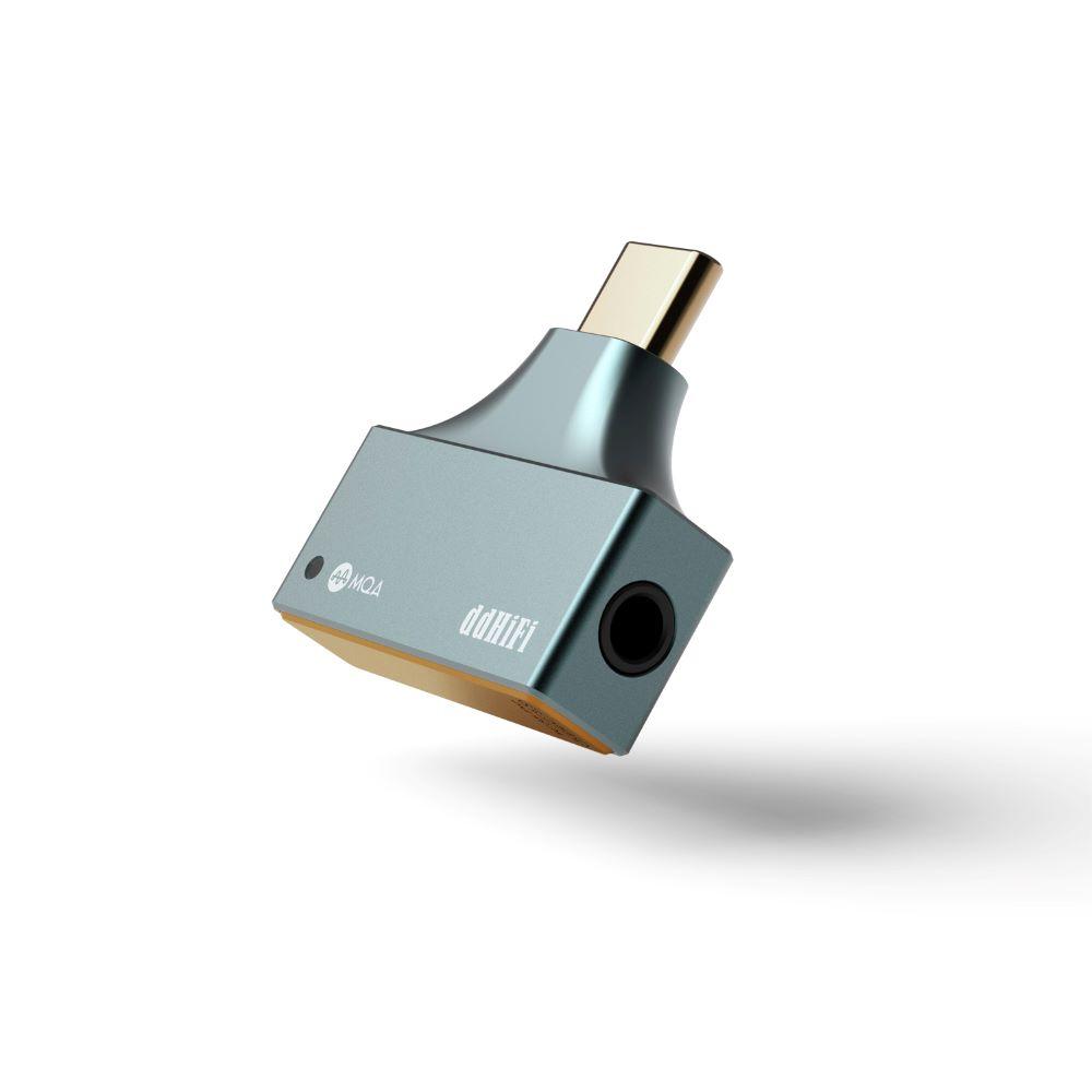 画像2: DD HiFi、スケルトンIEM「Janus2」、スマホの音質をアップさせるポータブルDACアンプ「TC35 Pro」シリーズなど、全5モデルを10月1日に発売
