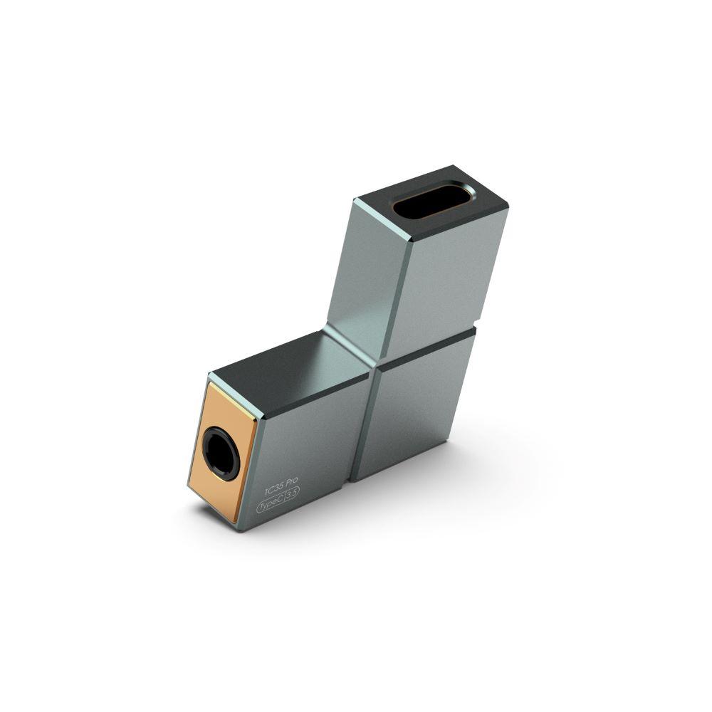 画像3: DD HiFi、スケルトンIEM「Janus2」、スマホの音質をアップさせるポータブルDACアンプ「TC35 Pro」シリーズなど、全5モデルを10月1日に発売