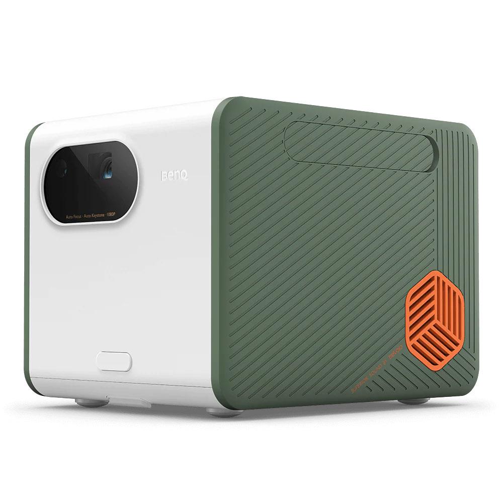 画像2: ベンキュー、2.1chスピーカー&Android TV 9.0搭載のモバイルLEDプロジェクター「GV30」を10月12日に発売。アウトドア向け「GS50」も10月30日に発売