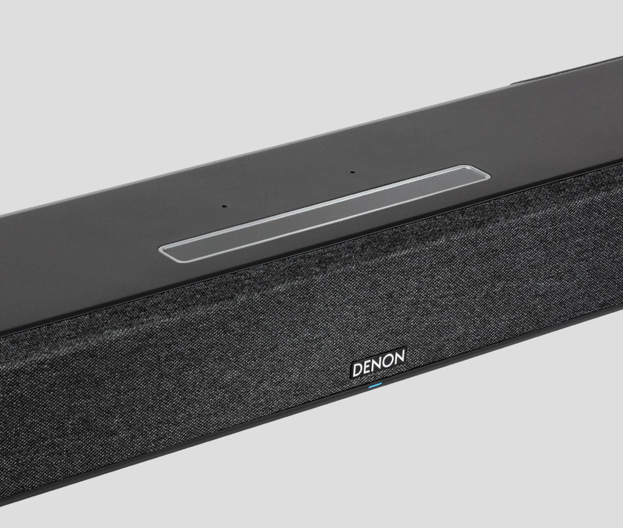画像: Denon Home Sound Bar 550 | HEOS Built-inサウンドバー | Denon公式 DENON HOME SOUND BAR 550