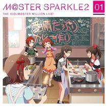 画像: THE IDOLM@STER MILLION LIVE! M@STER SPARKLE2 01 - ハイレゾ音源配信サイト【e-onkyo music】