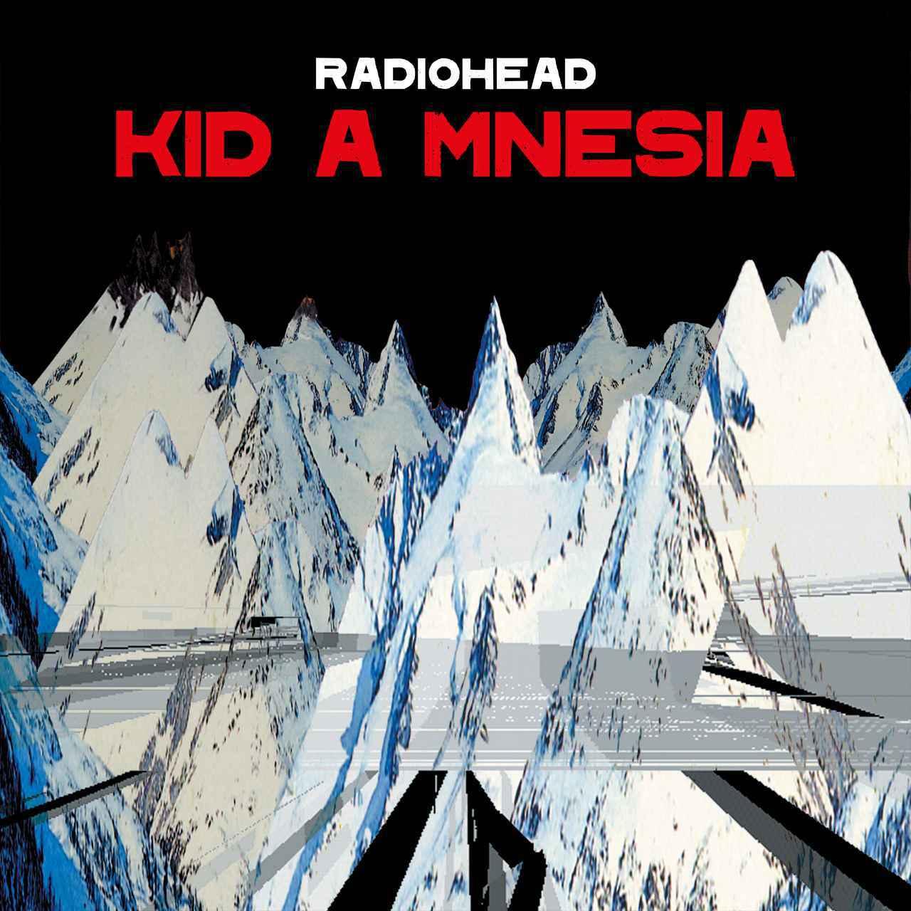 画像: レディオヘッド『Kid A Mnesia』