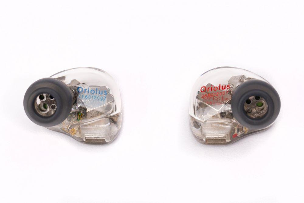 画像2: Oriolus、BAドライバー10基搭載のハイエンドイヤホン「MellianusJP」を発売。ユニバーサル&カスタムの両仕様に対応